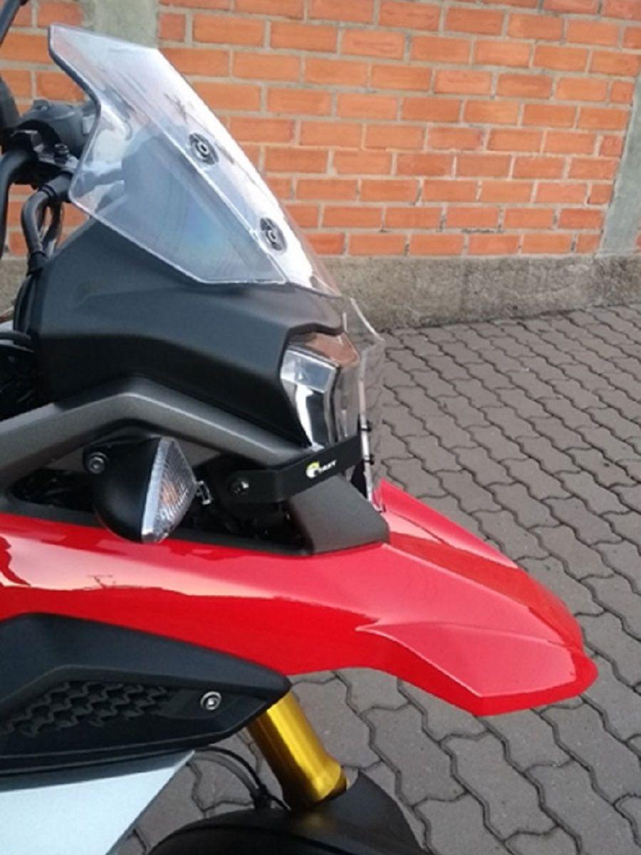 Protetor de farol lente acrilico p/ G 310 GS BMW