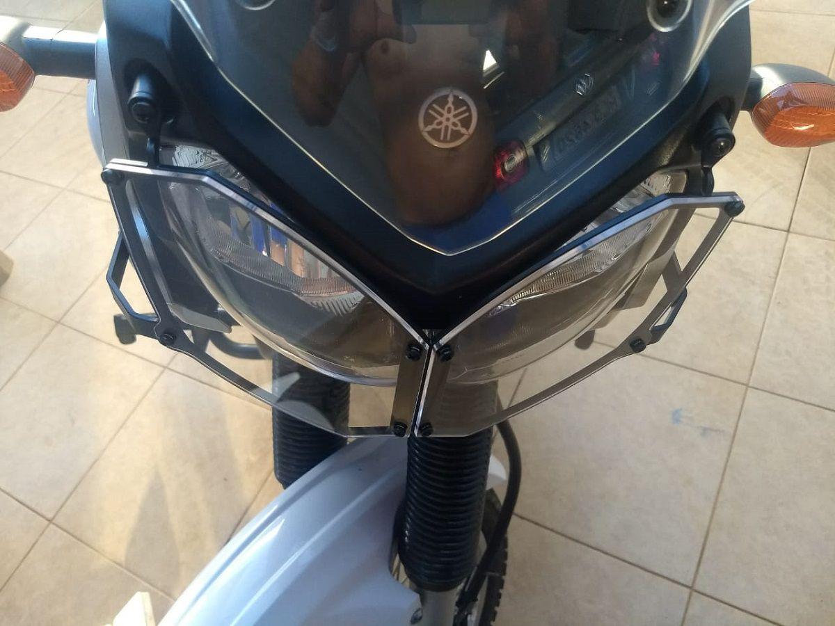 Protetor De Farol lente Tenere XTZ 250 Em Acrilico Todas