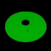 Algodão 45 Furos - Alternativa Jumil - JS-4537