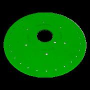 Milho 30 Furos - Alternativa Jumil JS-3037