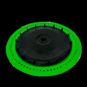 Soja e Feijão 75 Furos JS-7545AG - Alternativa Jumil Com Agitador