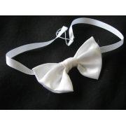 Gravata Borboleta para bebê batizado