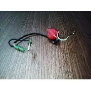 Chave Liga Desliga Motor Honda P/sensor De Oleo -universal