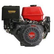 Motor gasolina Branco  B4T 15HP partida elétrical Gasolina