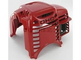 Carenagem Roçadeira Umk435 Motor Honda Gx35