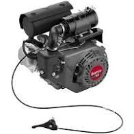 Motor gasolina Branco B4T 5,5 CX p/ Compactador de Solo