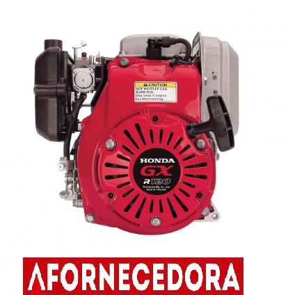 MOTOR HONDA GXR120RT /Sem alerte de óleo
