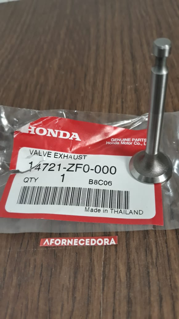 VALVULA DE ESCAPE HONDA GX120AR-KRA4 COMPACTADOR DE SOLO