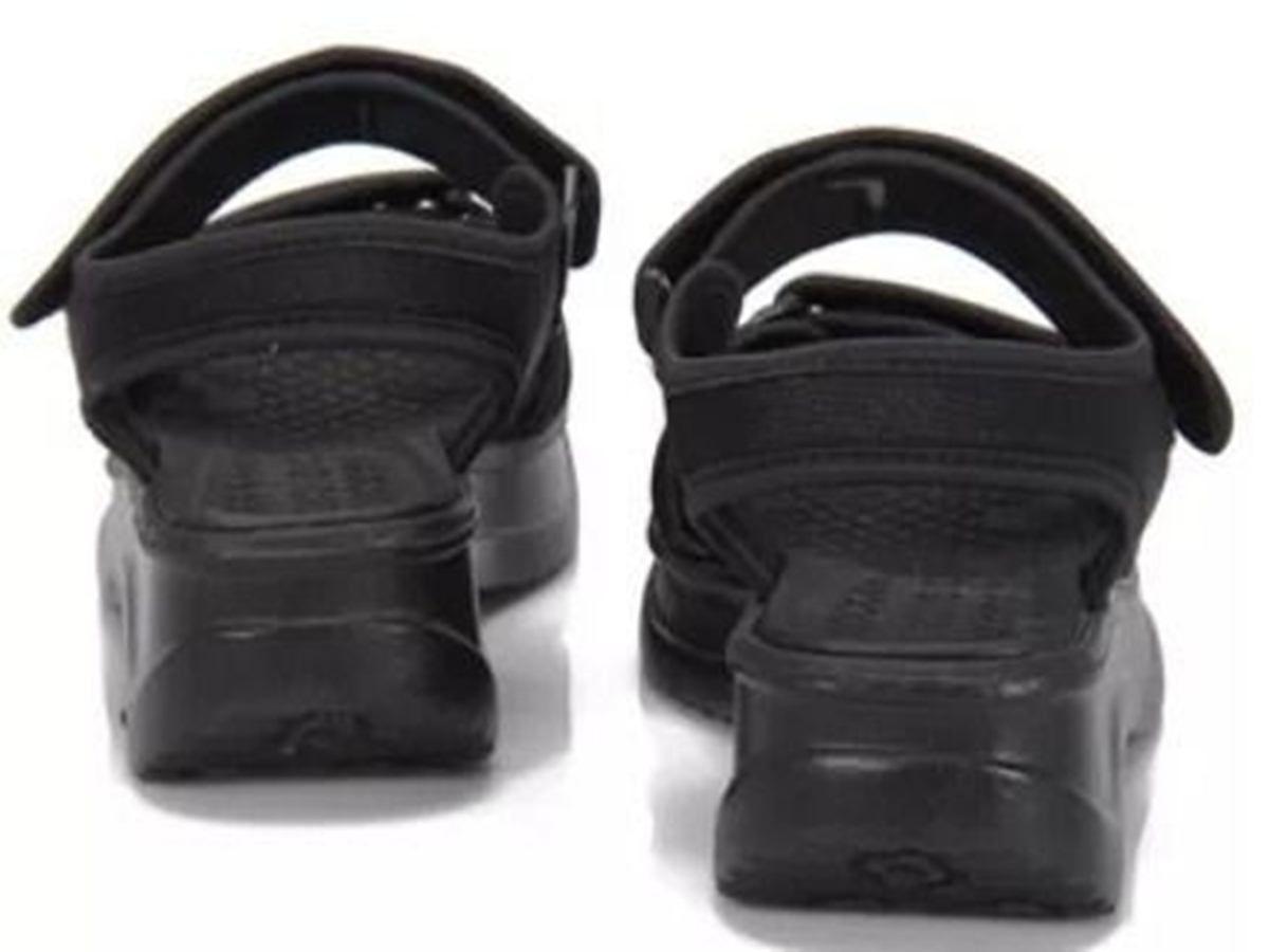 e542e3fb1 Sandalia Azaleia Papete Anatomica Confort - 320321 - Celeste Calçados