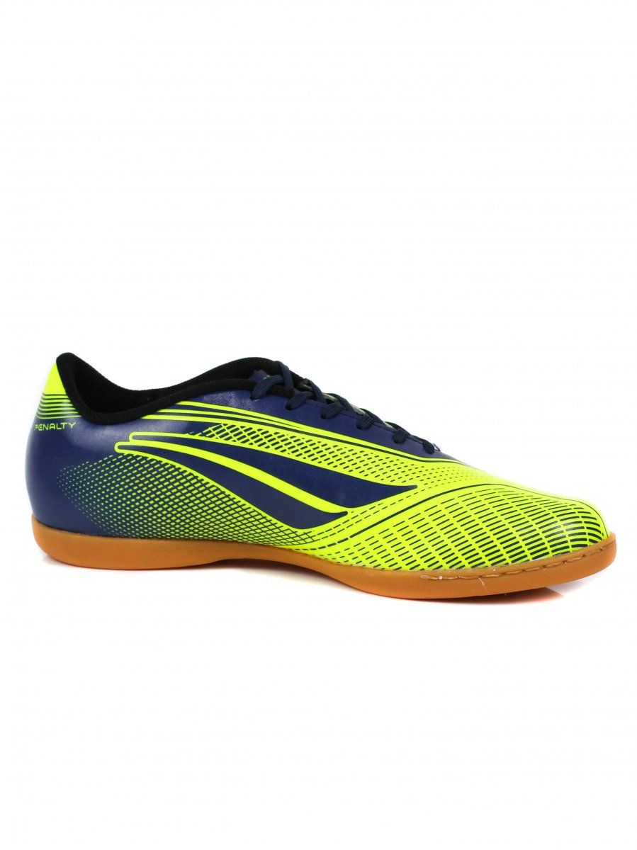 0c2cad1722 Tenis Penalty Futsal Adulto Storm Speed - 124119 - Celeste Calçados