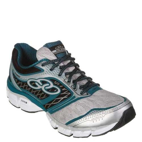 13bb8ef417 Tenis Olympikus Distance Corrida  Academia Original - 43751096 - Celeste  Calçados