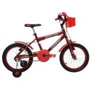 Bicicleta Aro 16 Cairu Race Kids