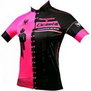 Camisa Ciclista Free Force Transit Feminina