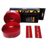 Fita De Guidão Velo Speed Vermelha Vlt-001