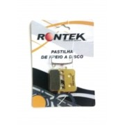 Pastilha de Freio a Disco Rontek para Bicicleta - Shimano Deore LX/XT/XTR