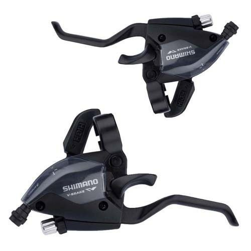 Alavanca Rapid-fire Shimano Ef-500 8v /24v Para Bike