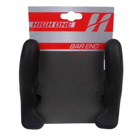 Bar End High One Emborrachado Para Bike