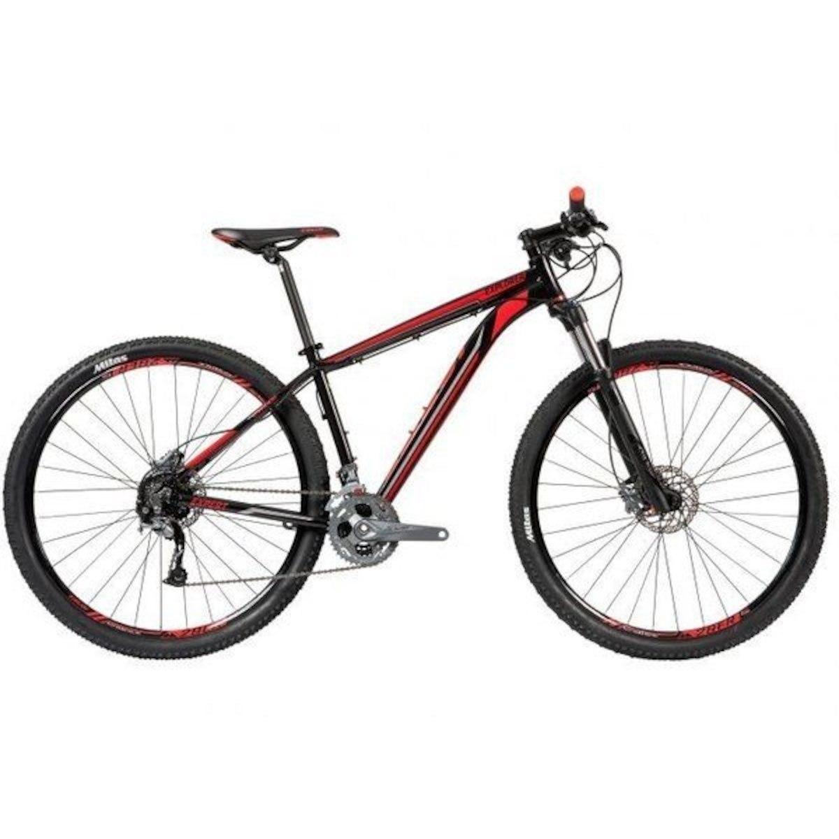 Bicicleta 29 Caloi Explorer Expert 2018