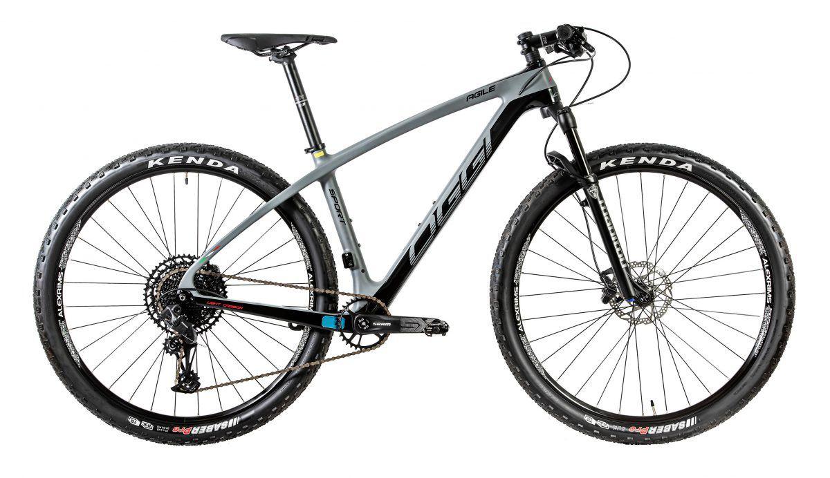 Bicicleta 29 Oggi Agile Sport Carbon 2020 Sram Sx