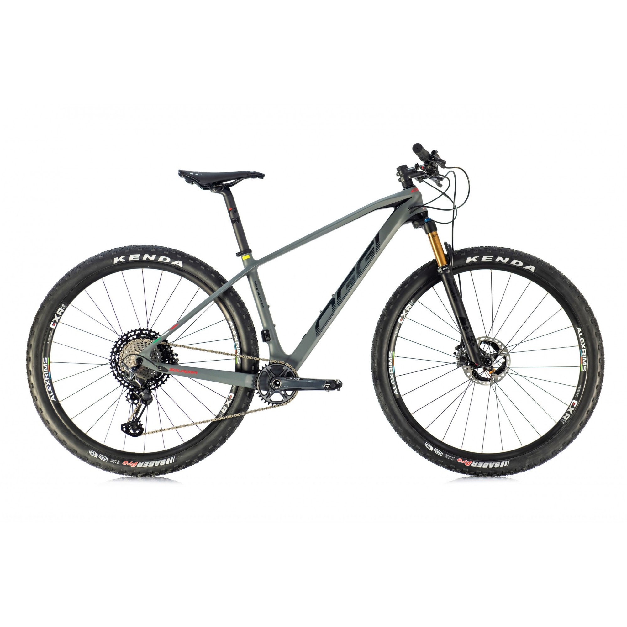 Bicicleta 29 Oggi Agile Squadra 2020