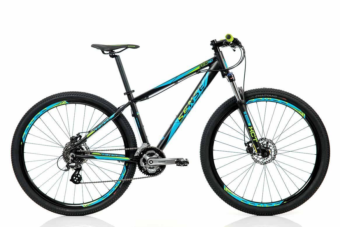 Bicicleta 29 Sense Fun Tamanho 19 - Bicicleta Sem Estoque No Momento