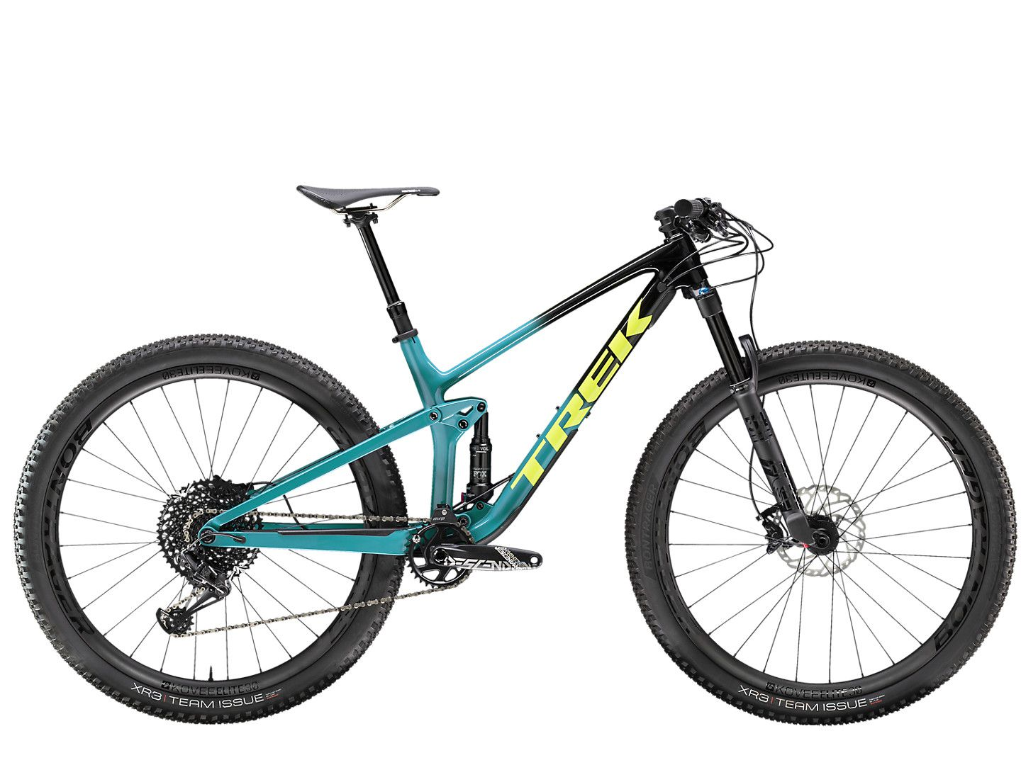 Bicicleta 29 Trek Full Suspension Top Fuel 9.8 2020