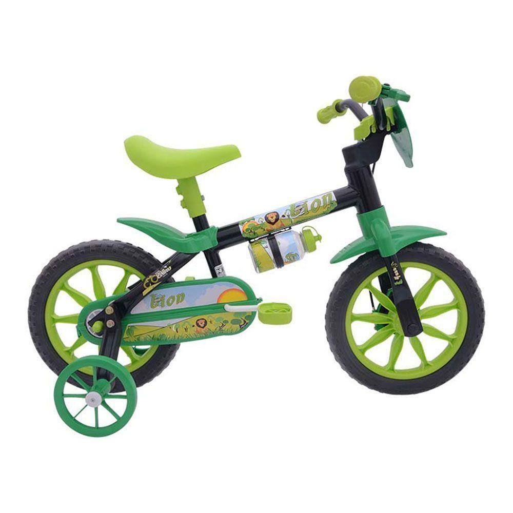 Bicicleta Aro 12 Lion Infantil