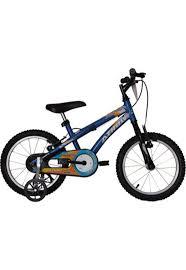 Bicicleta Aro 16 Athor Baby Boy Azul