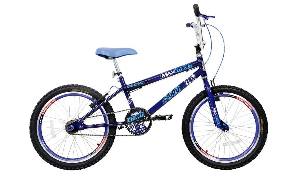 Bicicleta Aro 20 Freest Max Street Azul