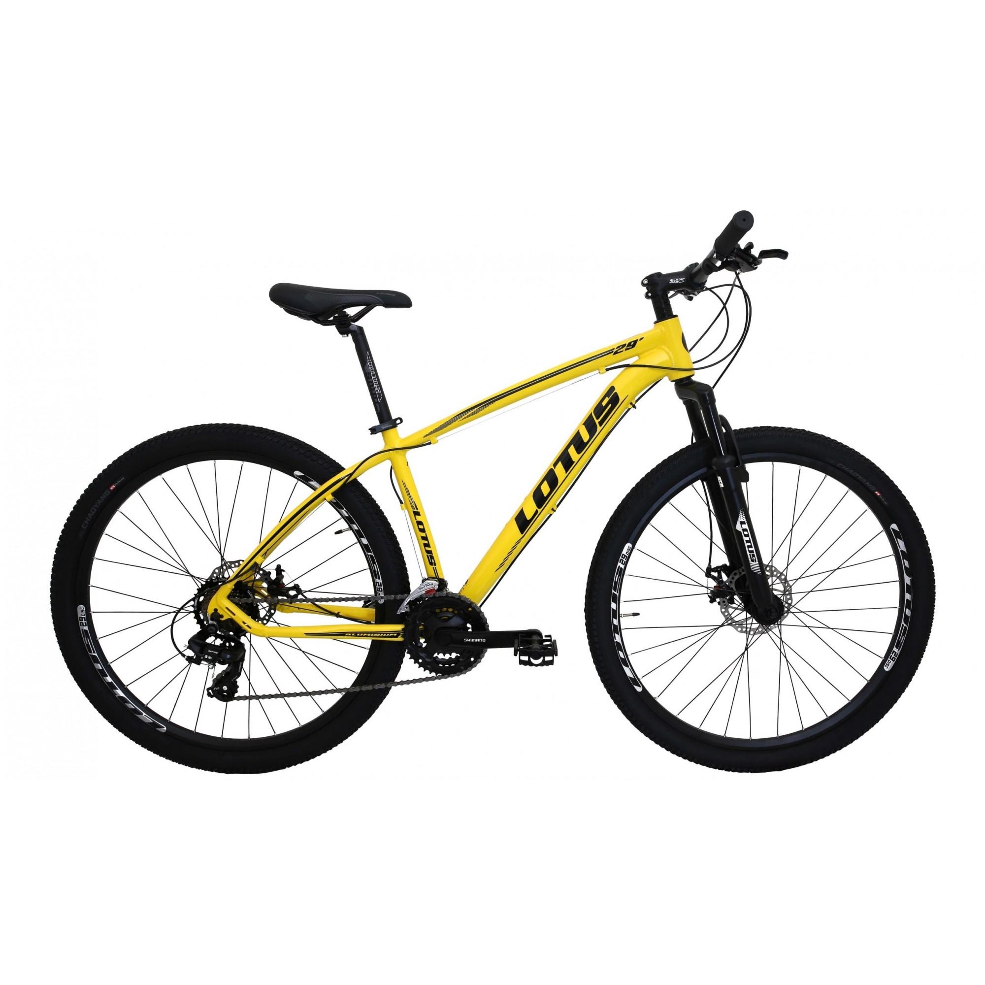 Bicicleta aro 29 Lotus – ALUMINIUM