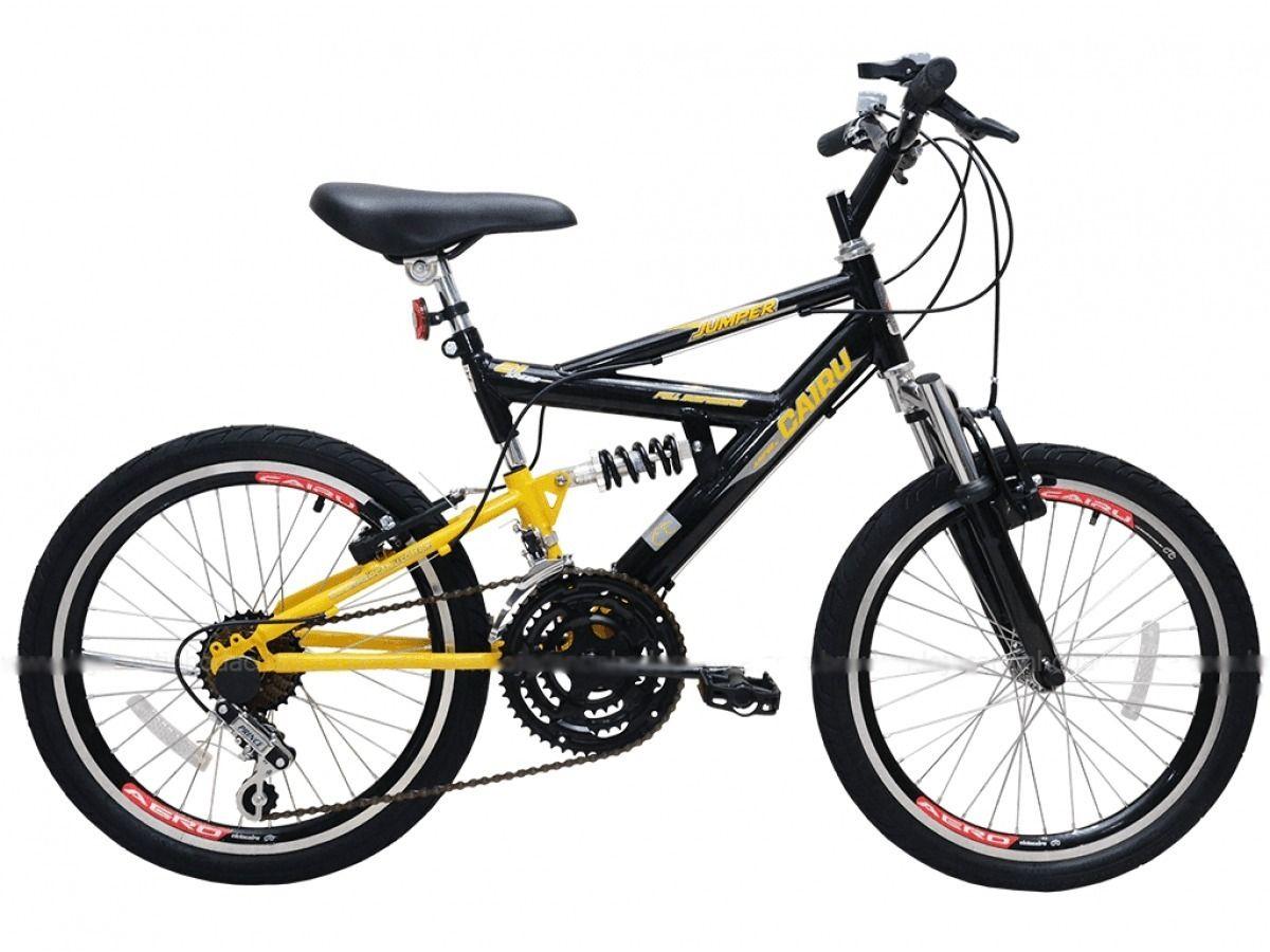 Bicicleta Caiuru Aro 20 Max Street 21 Marchas