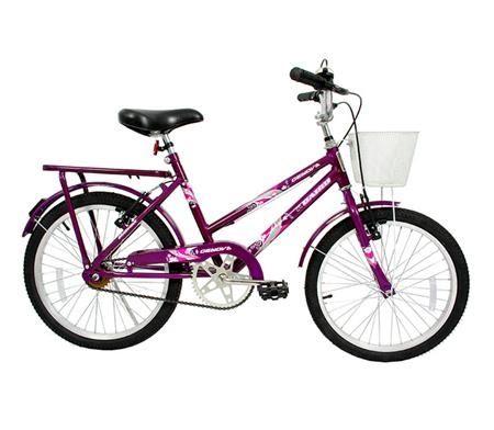 Bicicleta Genova Cairu Aro 20