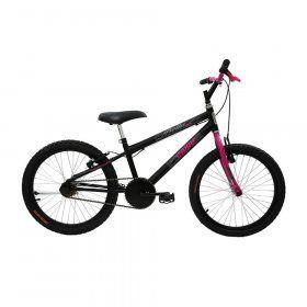 Bicicleta Infantil Aro 20 Cairu Reb Bella Girl MTB