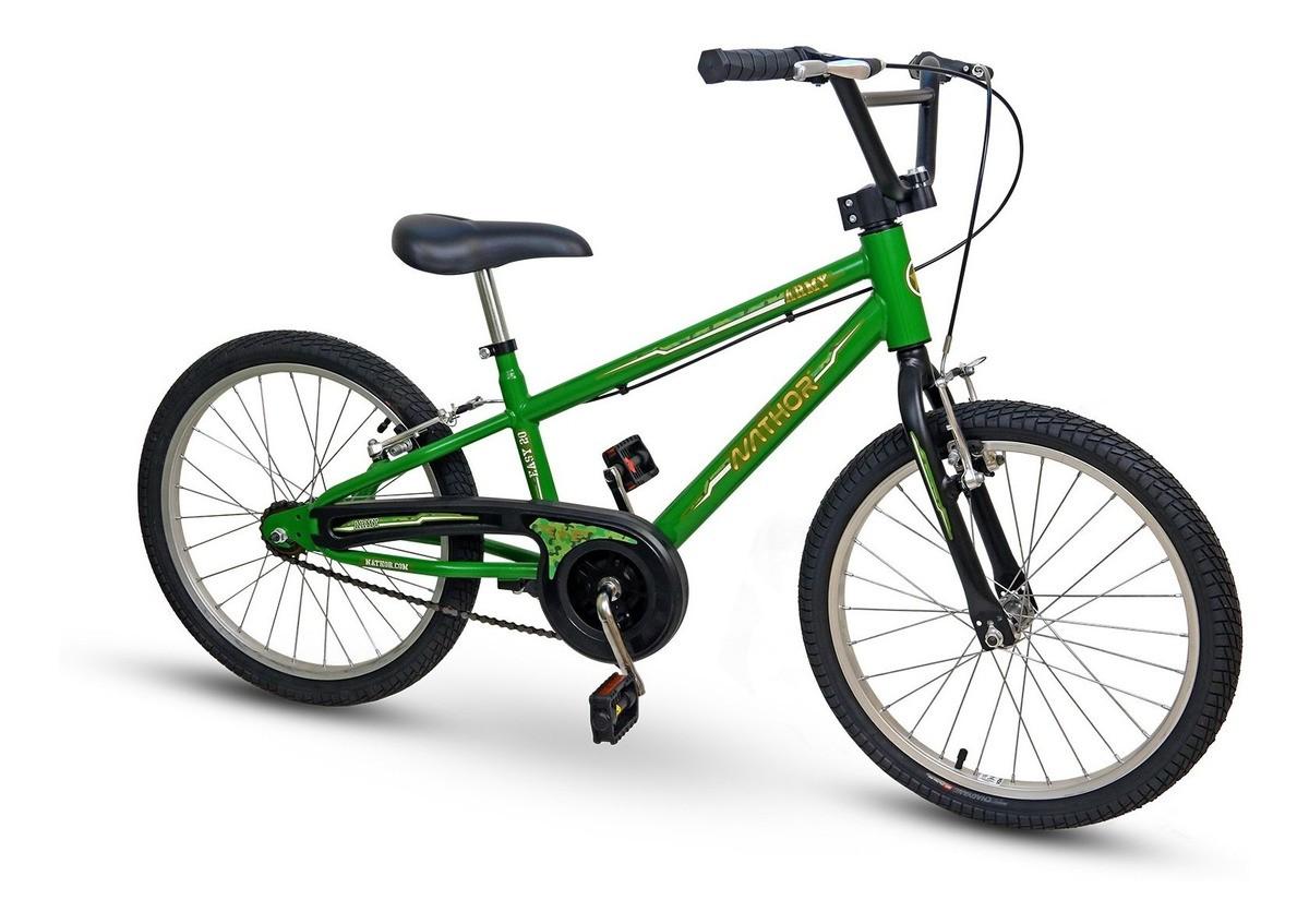 Bicicleta Nathor ARO 20 Army