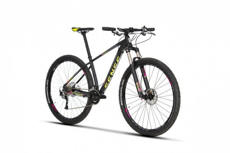Bike Sense Intensa 2019 18V Shimano Alivio