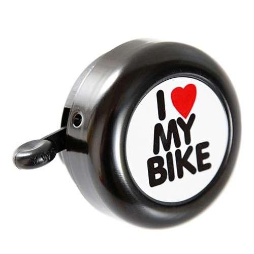 Buzina Ciclista I Love My Para Bike