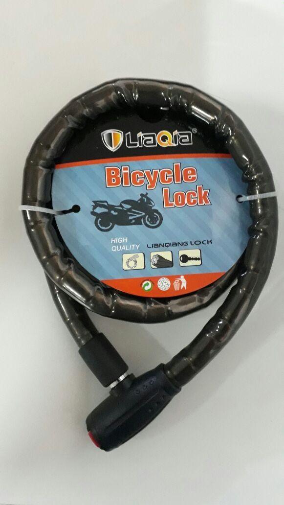 Cadeado Ciclismo Grosso Liaqia Para Bicicleta