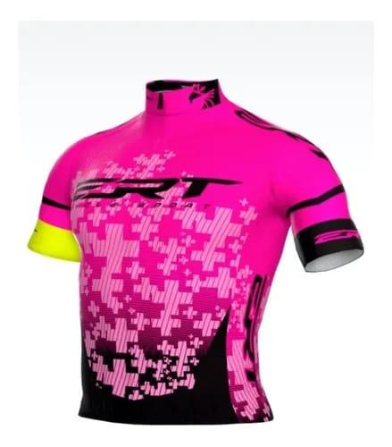 Camisa Ciclismo Ert