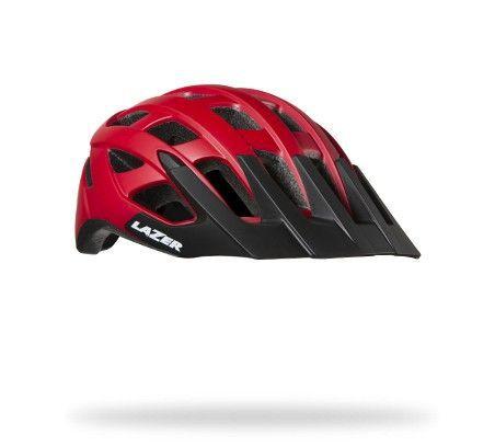 Capacete Ciclismo Lazer Roller Vermelho Tm M