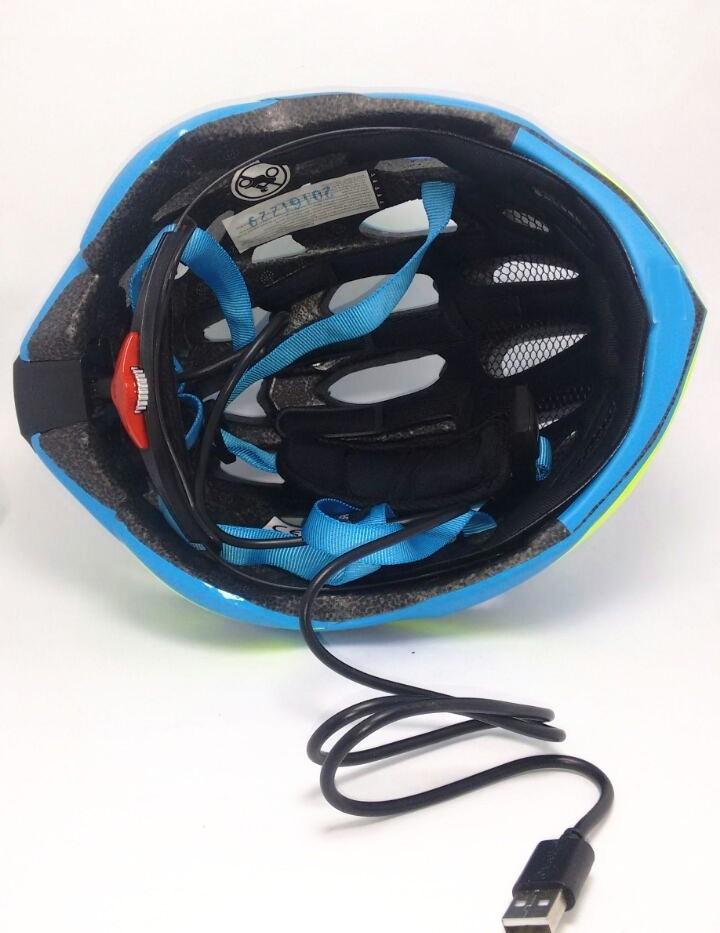 Capacete De Cilismo Babali Tm M Smart Bluetooth Para Bike