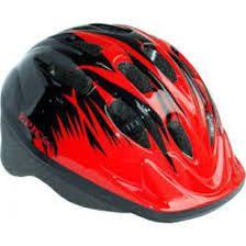 Capacete Ciclista Infantil Epic Line Mv12 Vermelho