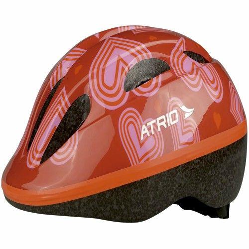 Capacete Ciclista Infantil Atrio Coração