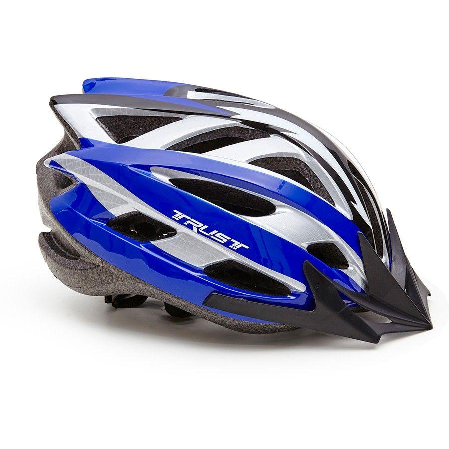 Capacete Ciclista Trust Out-Mould Para Bicicleta
