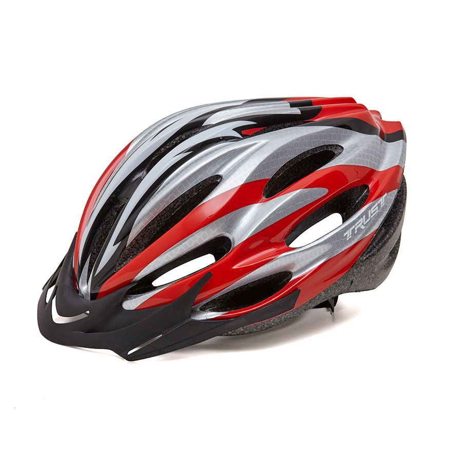 Capacete Ciclista Trust Out-Mould Para Bicicleta