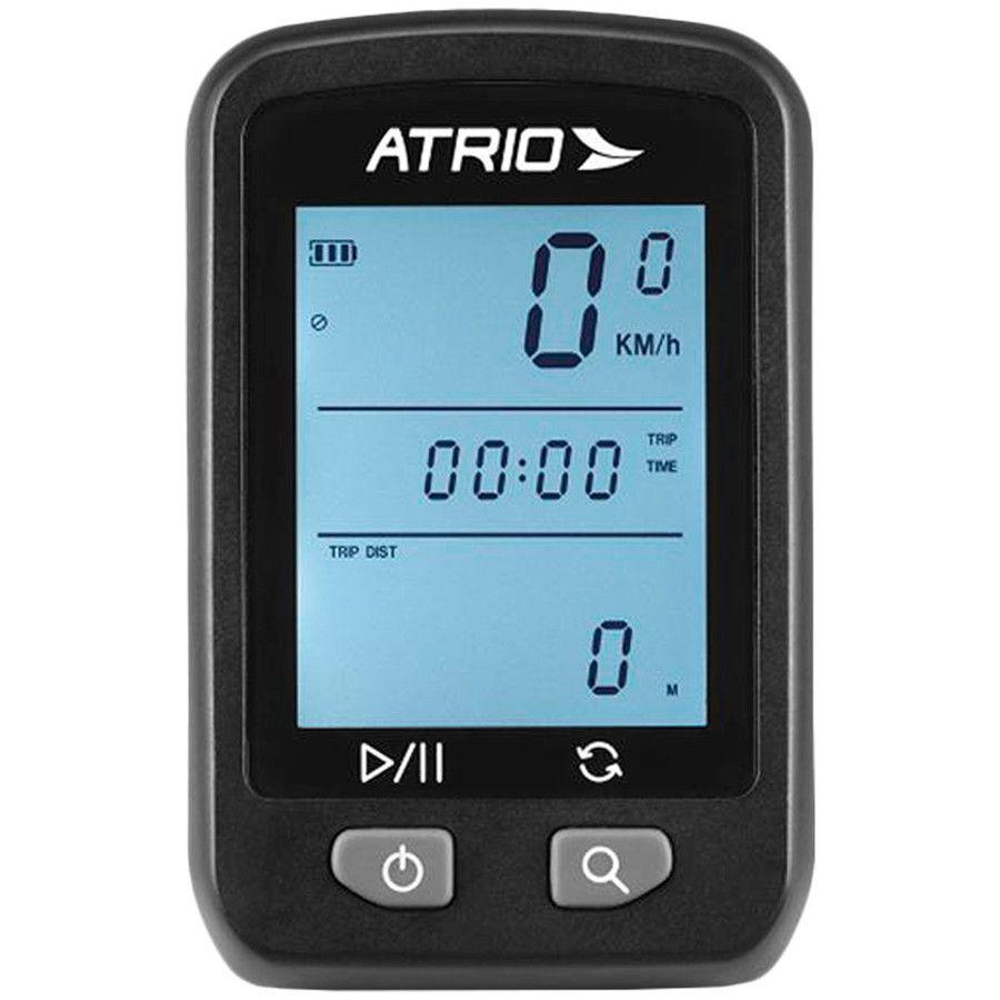 Ciclo Computador Gps Atrio Iron