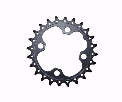 Coroa Shimano Slx Fc-M675 24 Dentes Para Bike