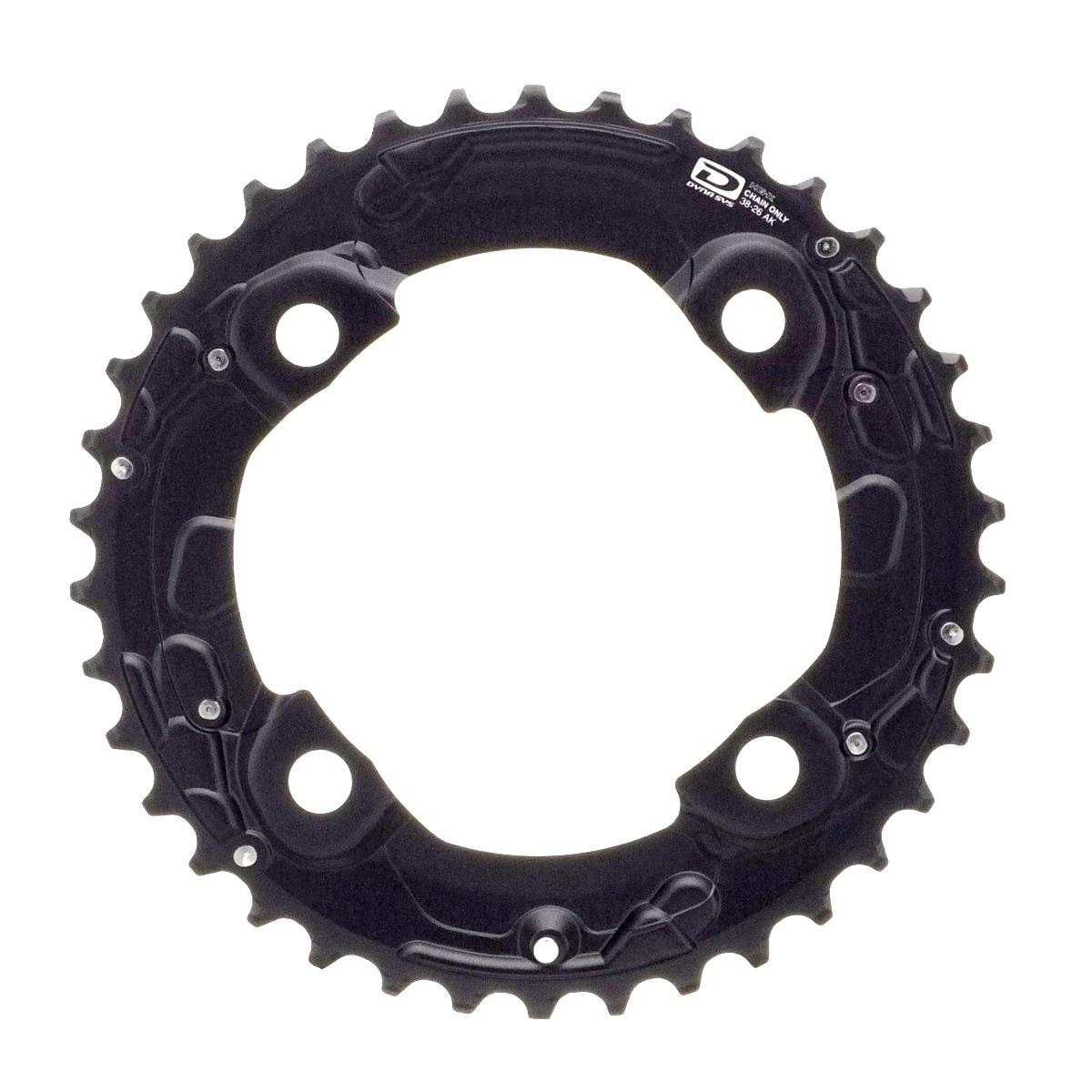Coroa Shimano Slx Fc-M675 38 Dentes Para Bike