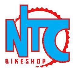 Cubo Dianteiro / Traseiro com Rolamento Nek 36 Furos Para Bike