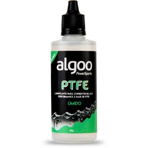 Lubrificante Algoo Ptfe Umido 60 ML
