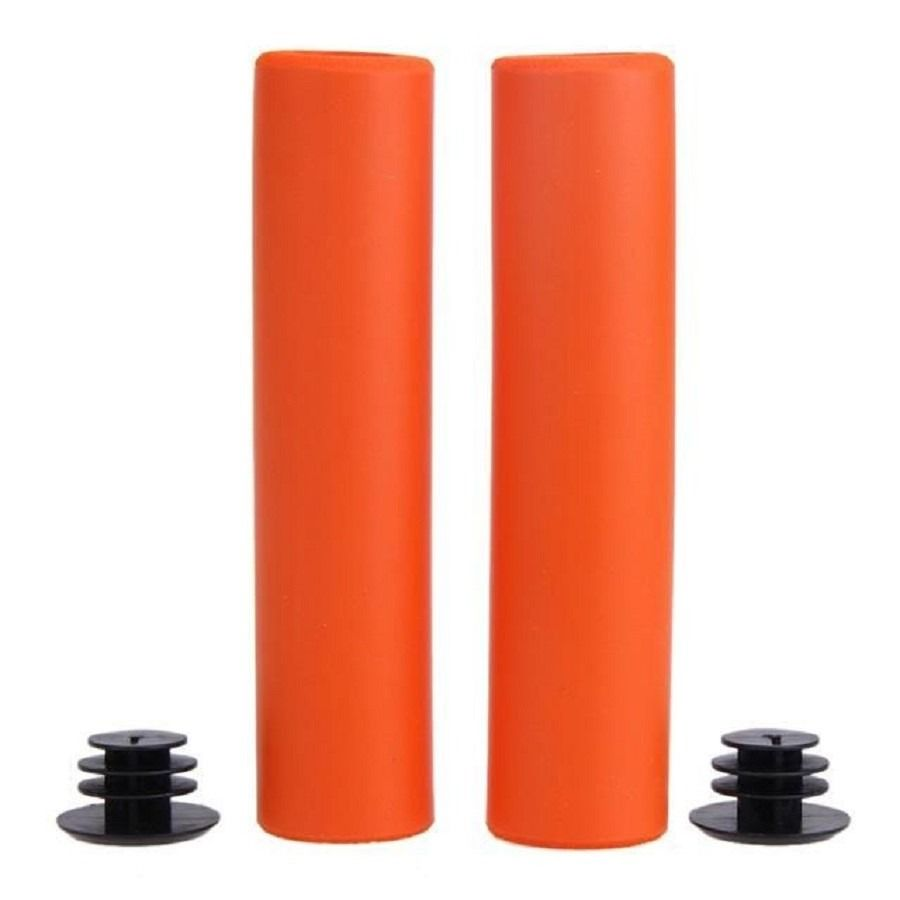 Manopla High One Silicone Mtb Para Bicicleta